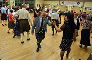 Burnaby Scottish Country Dance Club