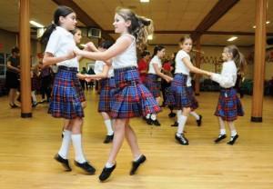 Delbrook Scottish Country Dancers
