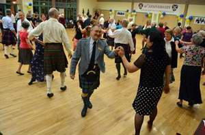 Burnaby Scottish Country Dance Club