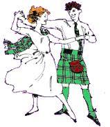 youngcouple dancing